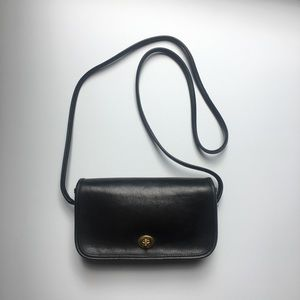 VTG Coach Dinky Crossbody Shoulder Purse
